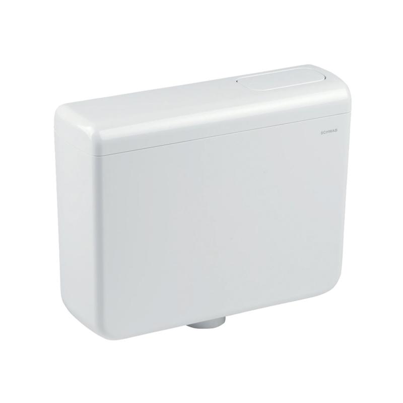 cassetta-zaino-compact-ps-singolo-scarico-bianca