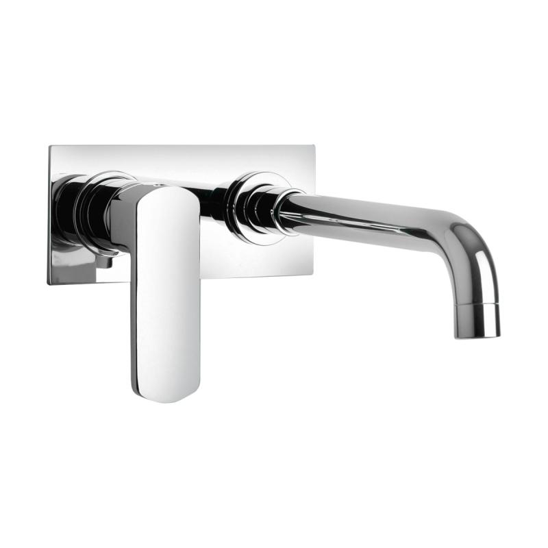 monocomando-lavabo-stile-a-muro-bocca-cm-20