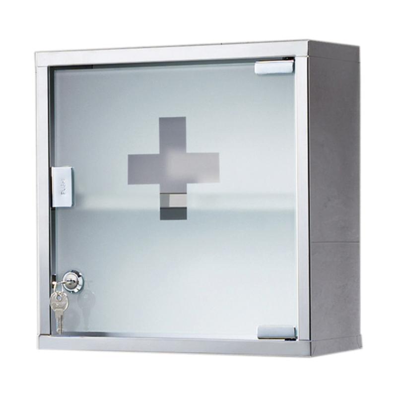 armadietto-farmacia-con-serratura-joker-acciaio-inoxvetro